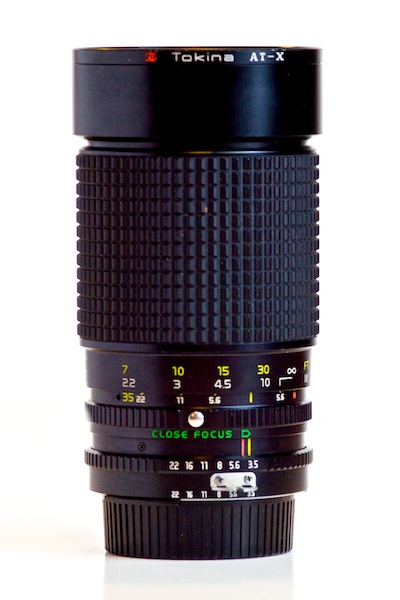 Tokina AT-X 35-200mm f/3.5-4.5