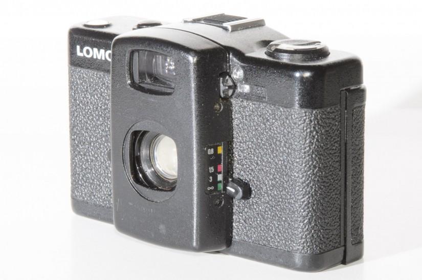LC-A Focus lever