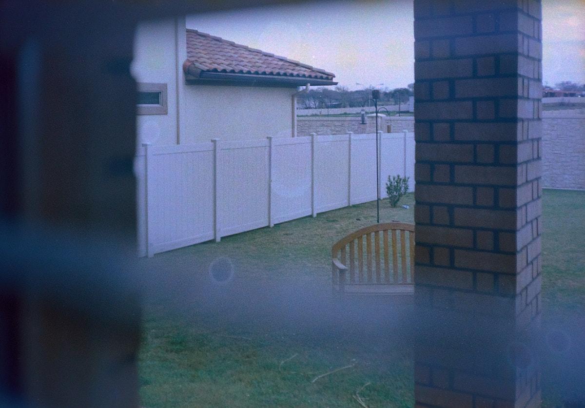 Kodak HD400 bubble things