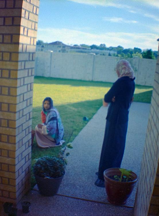 Hana and Thahmina