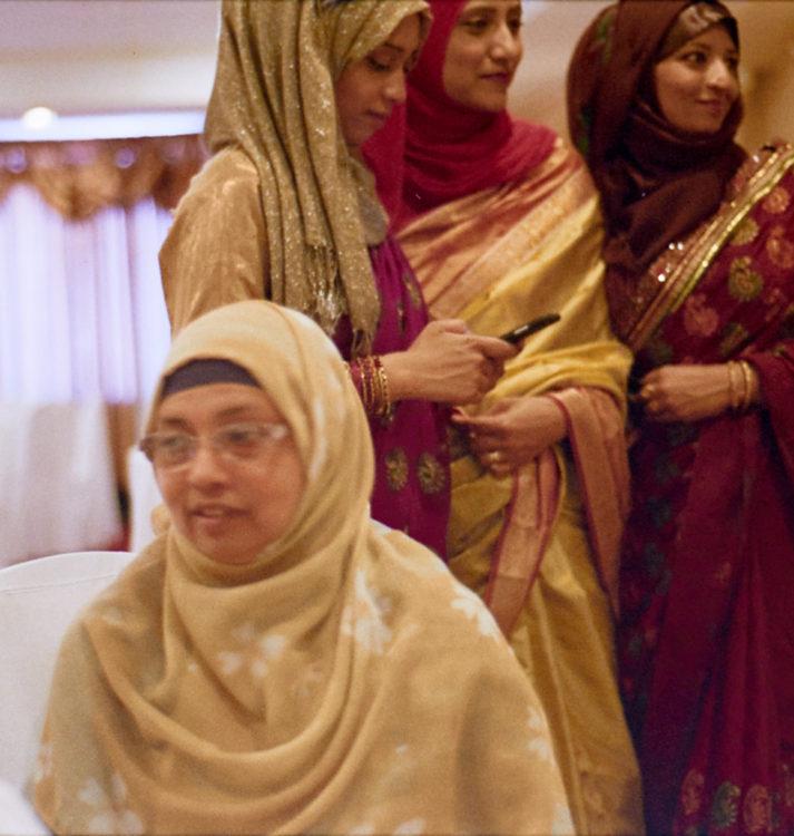Amma, Fatema, Thahmina, Farhana