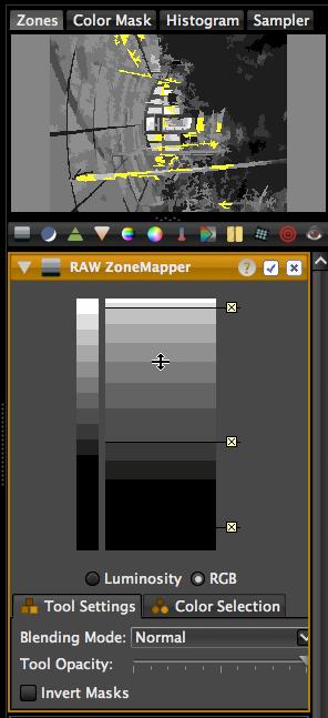 LightZone ZoneMapper 1